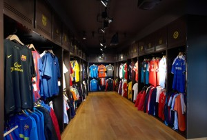 Aperçu de la boutique 11 Football Club