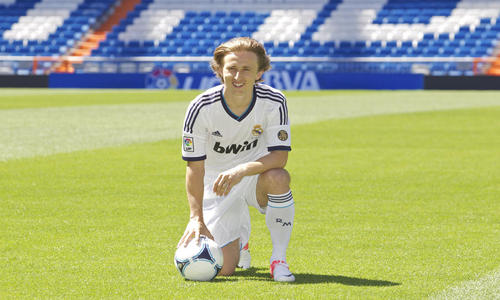 Modric-real-madrid