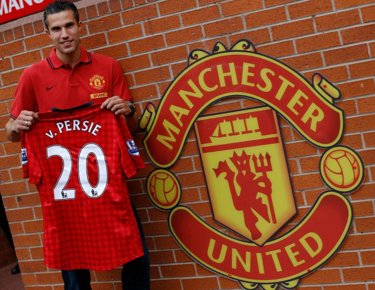 rvp-manchester-united