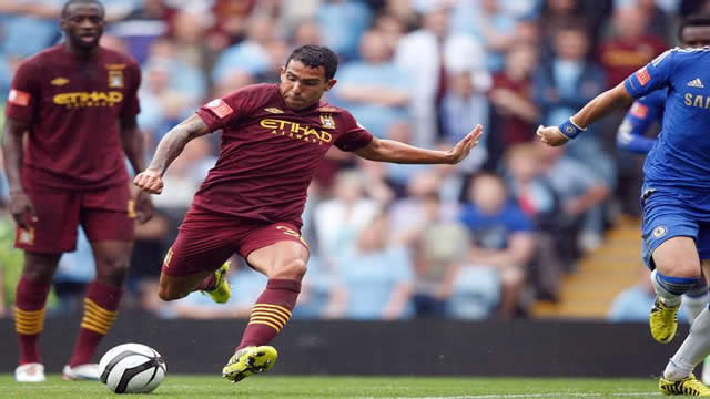 Manchester City affronte Chelsea ce week-end