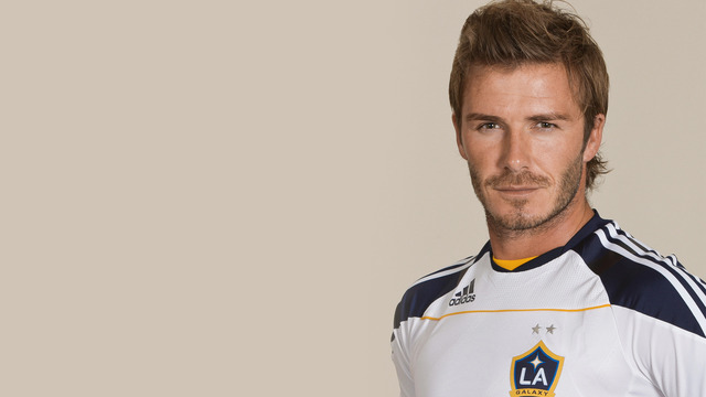 David Beckham, Los Angeles Galaxy
