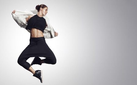 Alex Morgan est l'égérie de Nike pour la collection Printemps 2013
