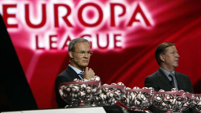 europa league tirage au sort