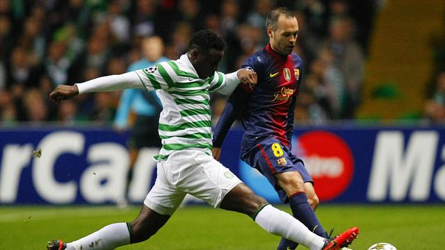 Ligue des Champions : Celtic - Juventus
