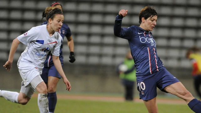 PSG juvisy coupe de france