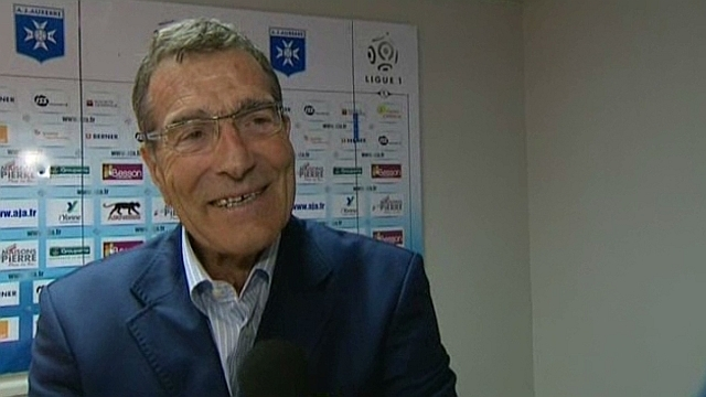 Auxerre en national ?