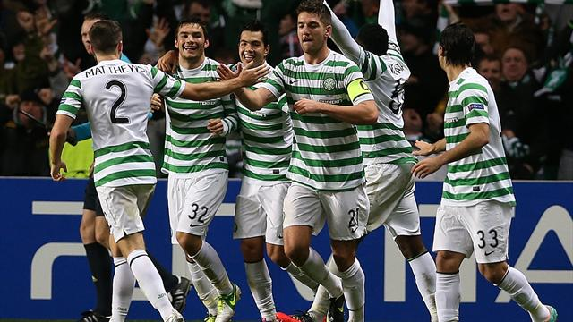 Le Celtic Galsgow est champion