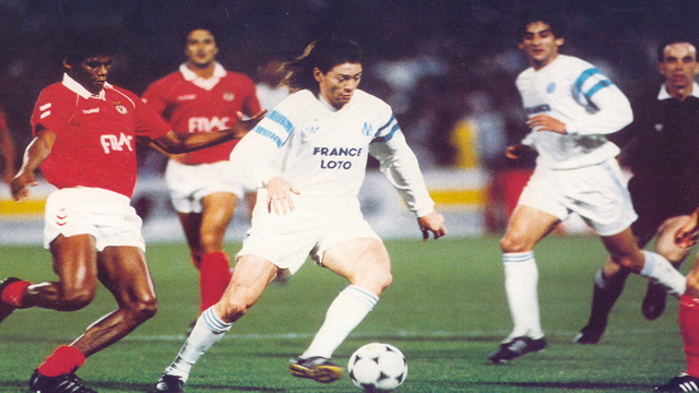 Chris Waddle Marseille