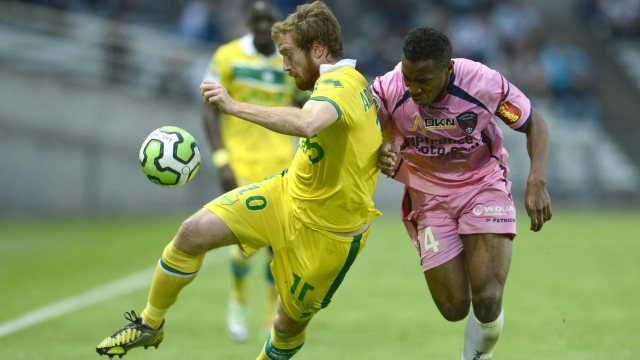 nantes clermont ligue 2