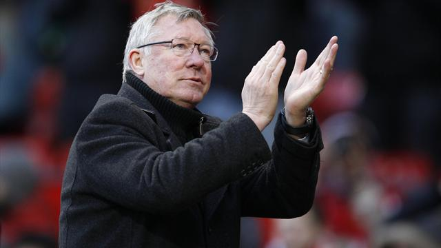 Sir Alex Ferguson prend sa retraite