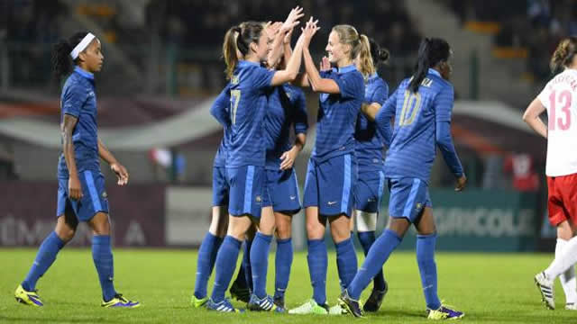 football féminin france