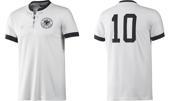 adidas maillot foot allemagne