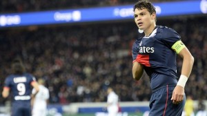 Thiago Silva, meilleur défenseur central de ligue 1.
