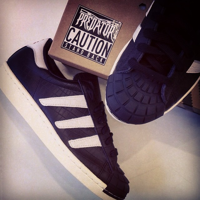 On parle des @adidasfr #Originals 80s Predator sur le blog ! #predatorinstinct #predator #sneakers