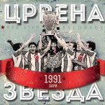 Red Star Belgrade 1991