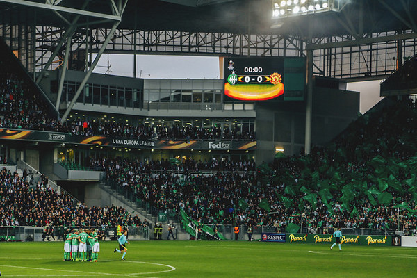 St-Etienne-Coupe-Europe