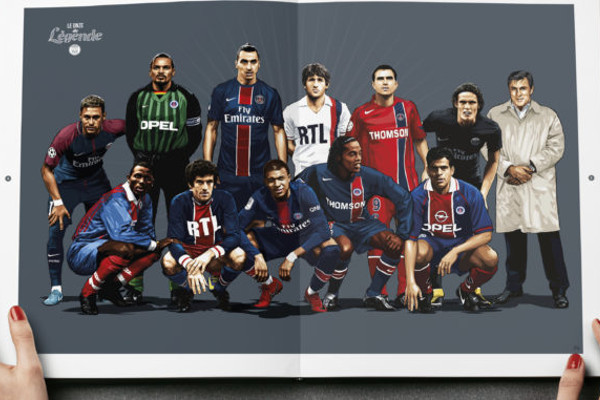 PSG-LEGENDES